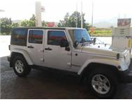 Jeep Wrangler 2.8 CDR 4 DOOR UNLIMITED SAHARA