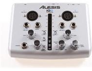 Alesis iO2 Express 24-Bit USB MIDI Audio Interface