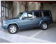 2007 Jeep Commander 3.0 CRD Sport Low Kms!!