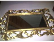 Stunning large wall mirror for sale