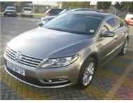 DEMO VW CC 2l TDi Bluemotion DSG 2013 - CJ37DH - for sale