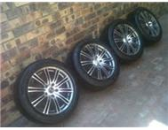 BMW 3 Series 17 Inch set of mags wi...