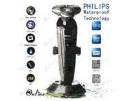 Philips Waterproof Technology HD Shaver Spy Camera