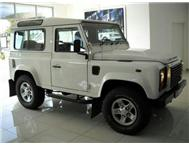 2012 LAND ROVER DEFENDER 90 Puma SW