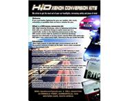 Xenon Conversion Kits in Accessories Western Cape Durbanville - South Africa