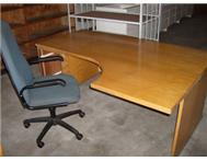 OFFICE DESK AND CREDENSIA AND CHAIR Northern Suburbs