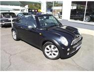 2006 MINI CONVERTIBLE 1.6 CABRIOLET AUTOMATIC