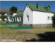 R 2 500 000 | Smallholding for sale in Montagu Montagu Western Cape
