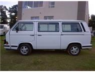 1995 VW Caravelle 2.6i a/c p/s only 181127km with FSH
