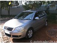 2007 VOLKSWAGEN POLO 1.9 Tdi Highline