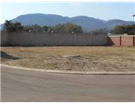 Vacant Land Residential For Sale in MELODIE HARTBEESPOORT