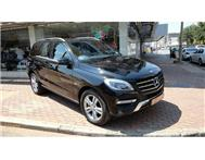 2012 MERCEDES-BENZ ML 350 BLUETEC