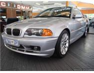 2003 BMW 3 Series 325ci Coupe (e46)f/l