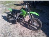 BARGAIN !!!! Orion 250cc Dirt Bike R7400Neg Extended Swing Arm