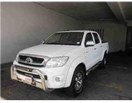 2010 TOYOTA HILUX 4.0 Raider VVT-i RB D-Cab PU AT