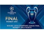CHAMPIONS LEAGUE Tickets FINAL 2013