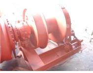 Hagglunds MB400 Motors & Winches 4 x Hagglunds MB400