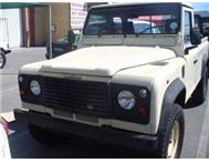 1998 Land Rover DEFENDER 2.8 110 P/UP