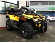 Can Am Outlander Max 800 XT Richards Bay