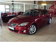 2009 Lexus Is 250 A/t