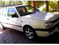 Volkswagen Golf 3 GS 1.6