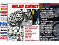 Second Hand Tyres And Car Accessories For Sale in Accessories Gauteng Pretoria - South Africa
