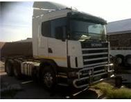scania /trailer and freezer