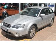 Subaru - Outback 2.5 AWD Manual
