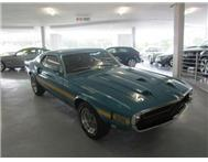 1969 FORD MUSTANG GT 500 SHEBLY COBRA JET