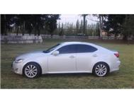 2008 LEXUS IS SE