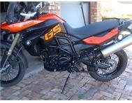 BMW F 800 GS - 2012 model - SAVE 40k (BARGAIN PRICE)