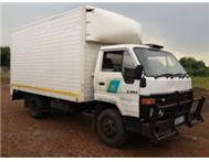 TOYOTA DYNA 6/094 4 TON WITH LOAD BODY VERY LOW KILOS 175000KM G
