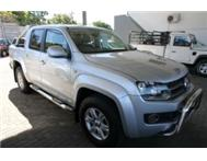 VW Amarok 2.0BiTDi Highline 120kw 4MOT OWN IT FROM ONLY R5900pm
