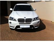 BMW X3 4x4 F25 Auto-2011-loads of ... Pretoria East