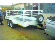 Trailer GENERAL PURPOSE 4m x 1.8m x 1m-