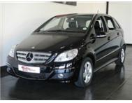 2009 Mercedes-Benz B200 Turbo A/T