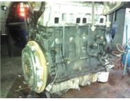 Freelander engine 2.0 diesel for spares complete R12375 as is.