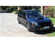 Subaru Impreza WRX STi Modified