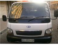 urgent sale 2001 kia bakkie in a very good condition