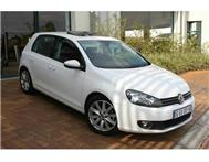 2011 VOLKSWAGEN GOLF VI TSI HIGHLINE 118KW