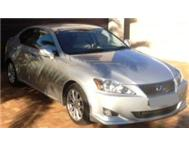 LEXUS Is SE AUTO 2008 (SILVER)