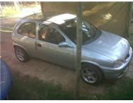 Corsa Lite 1400i Sport for sale or to swop for bakkie