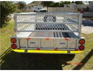 Trailers - Galvanised hot dipped Process Perfected bi Splash