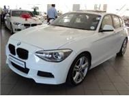 2012 BMW 1 Series 120d 5dr A/t (f20)