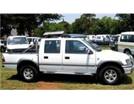 SHOWROOM CONDITION ISUZU KB 300 TDI LX DOUBLE CAB