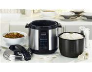 Electric Pronto pressure cooker (In box never been used)