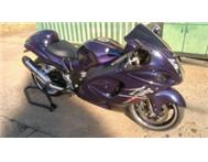 SUZUKI HAYABUSA 2010 IN GOOD CONDITION