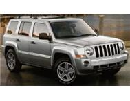 Jeep Patriot 2.4Ltd 4X4