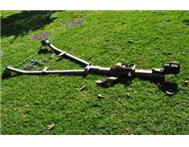 Used Y Frame Towbar And Winch in Trailers for sale KwaZulu-Natal Howick - South Africa