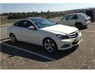 2012 Mercedes-Benz C-class C250 Be Coupe A/t